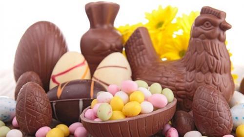 Régalez petits et grands avec nos moulages de Pâques en chocolat fait maison
