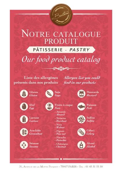 Pâtisserie: Tartelettes, éclairs, macarons....