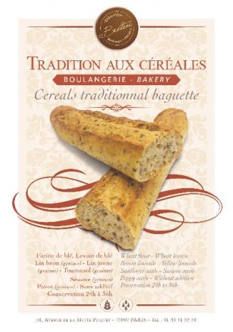 Tradition aux céréales