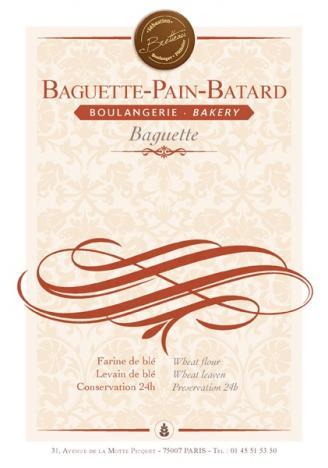 Baguette / Pain / Batard