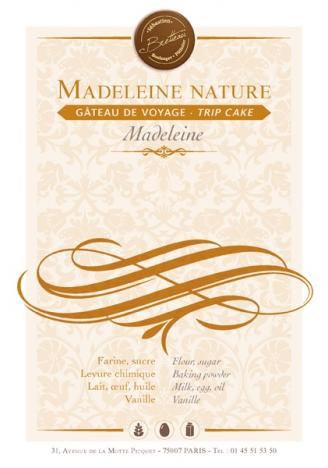Madeleine nature