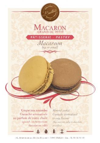 Macaron (grand ou petit)